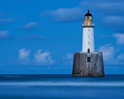 Photograph - Days End At Rattray Head by Stephen Taylor