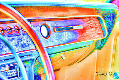 Photograph - Days Gone By by Traci Cottingham