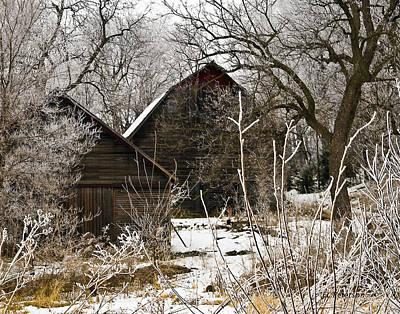 Photograph - Days Gone Bye by Edward Peterson