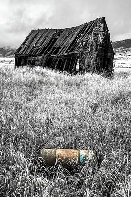 Photograph - Days Gone Bye by TL Mair