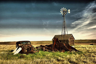 Photograph - Days Of Yore by Jeff Swan