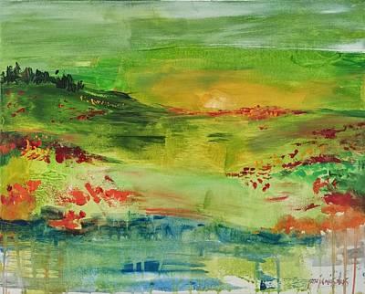 Painting - Dayspring by Jun Jamosmos