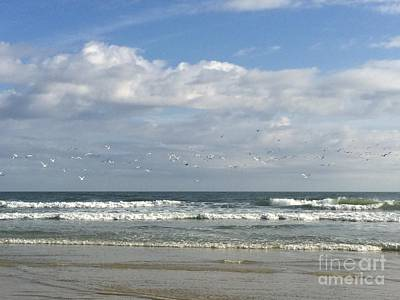 Photograph - Daytona Beach 3 by Audrey Peaty