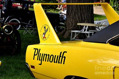 Photograph - Daytona by Bob Brents