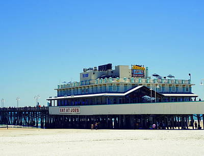 Photograph - Daytona Joe's by Laurie Perry