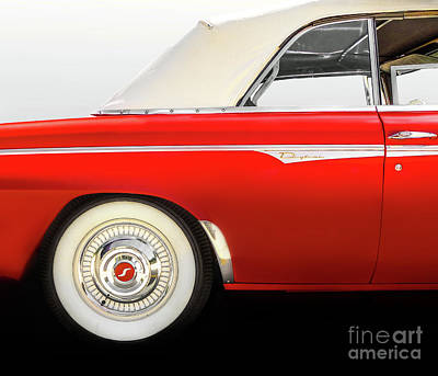 Photograph - Daytona Red by John Anderson