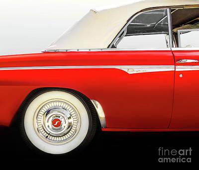 Photograph - Daytona Red by John Anderson