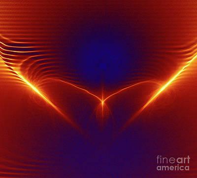 Digital Art - Daze by Ray Shrewsberry