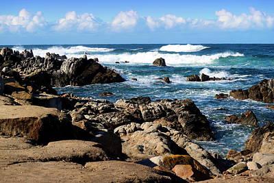 Photograph - Dazzling Monterey Bay by Joyce Dickens