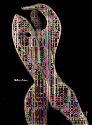 Digital Art - Dazzling by Rafael Salazar