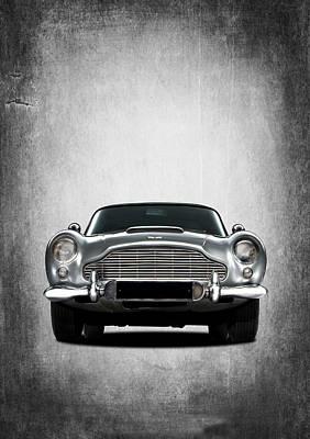 Bonds Photograph - DB5 by Mark Rogan