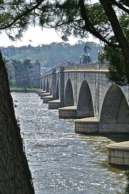 Photograph - Dc Bridge by Henri Irizarri