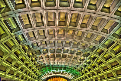 Photograph - Dc Metro by Paul Wear