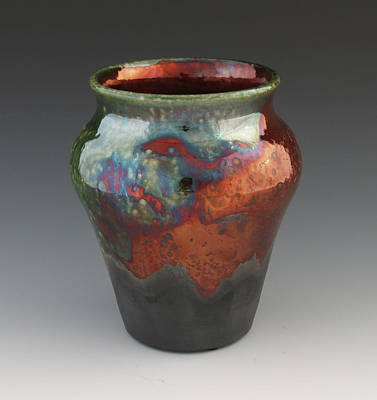 Raku Photograph - Ddc View 1 by Beth Shearon