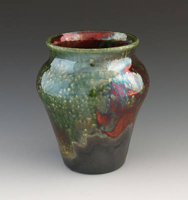 Raku Photograph - Ddc View 5 by Beth Shearon