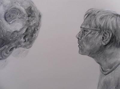 De Es Schwertberger Art Print by Adrienne Martino