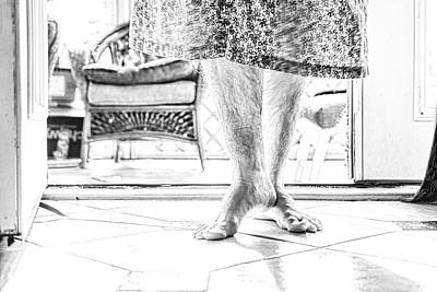 Photograph - De Feet by Sharon Popek