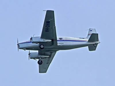 Photograph - De Havilland Dha-3 Drover Vh-dhm by Miroslava Jurcik