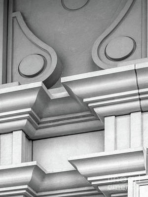De Pauw University Detail Art Print