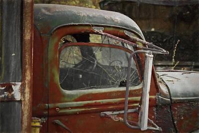 Photograph - Dead End by Wes Jimerson
