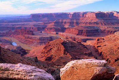 Photograph - Dead Horse Point by Eric Foltz