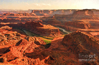 Photograph - Dead Horse Point by Sharon Seaward