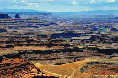 Photograph - Dead Horse Point by Skip Hunt