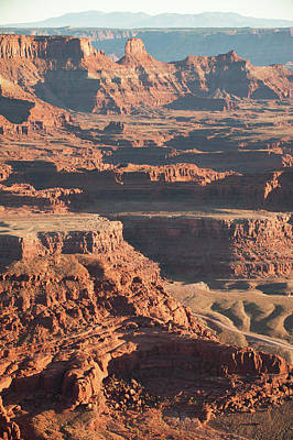 Photograph - Dead Horse Point State Park Landscape - Utah by Gregory Ballos