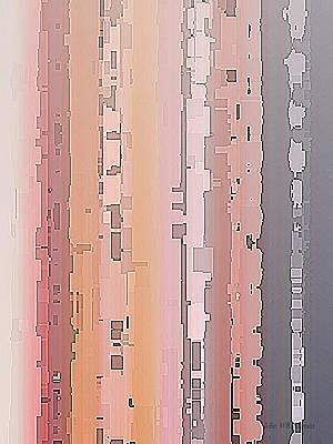 Painting - Dead Party 2 by John Emmett