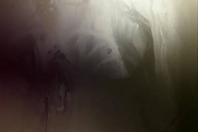 Painting - dead V by John WR Emmett