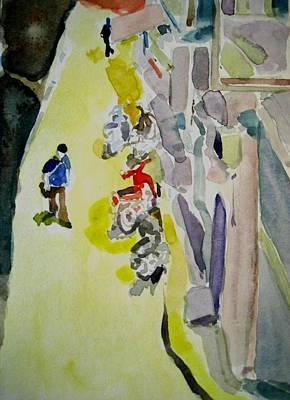 Deadlock Painting - Deadlock N2 by Zan Doan