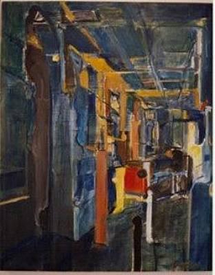 Deadlock Painting - Deadlock by Zan Doan