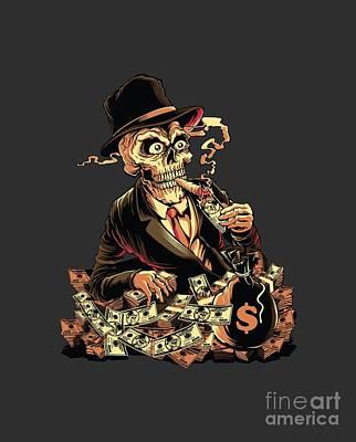 True Blood Digital Art - Deadly Rich by Argd