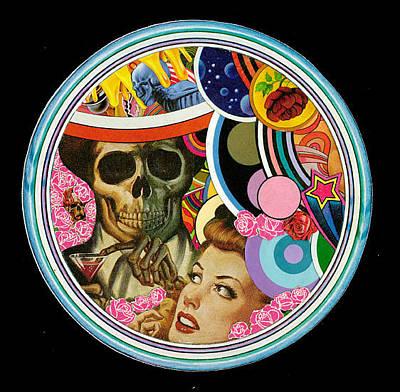 Mixed Media - Deadly by Rob Yamabushi