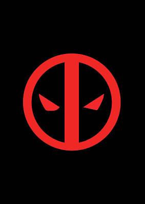 Deadpool Digital Art - Deadpool by Geek N Rock