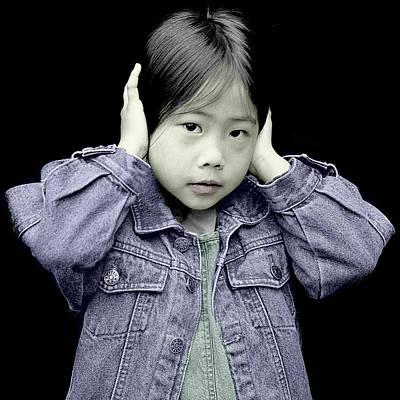 Photograph - Deaf by Jan Keteleer