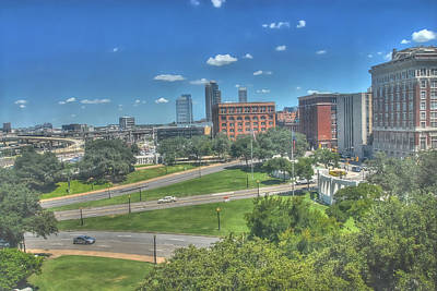 Photograph - Dealey Plaza by Dyle Warren