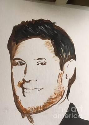 Painting - Dean by Audrey Pollitt