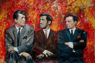 Dean, Sammy And Frank Original