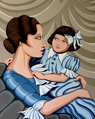 Painting - Dearest by Tara Hutton
