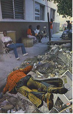 Death Of A Salesman Art Print by Kevin Porter