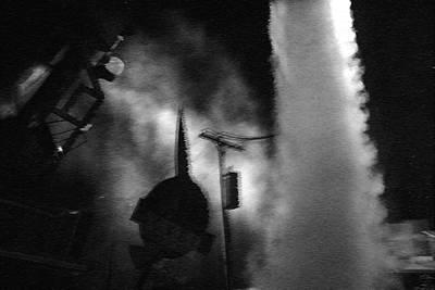 Destruction Digital Art - Death Stalks The Night by David Lee Thompson
