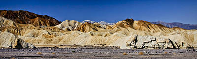 Photograph - Death Valley 1 by Albert Seger