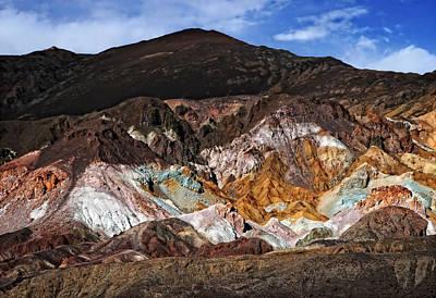 Desert Photograph - Death Valley 14 by Ingrid Smith-Johnsen