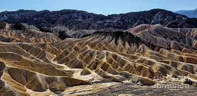Digital Art - Death Valley 2 by Jason Abando