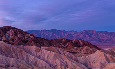 Photograph - Death Valley At Dawn by Jonathan Nguyen