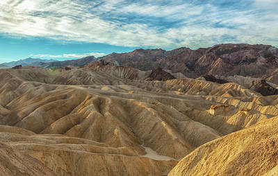 Photograph - Death Valley Grooves by Jonathan Nguyen