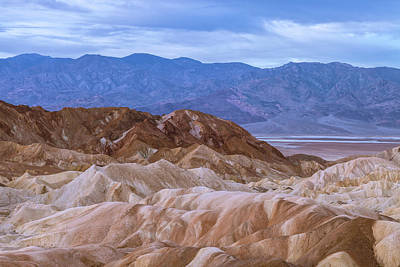Photograph - Death Valley by Jonathan Nguyen