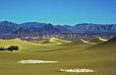 Photograph - Death Valley by Juergen Weiss