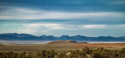 Photograph - Death Valley Pano by Jean Noren